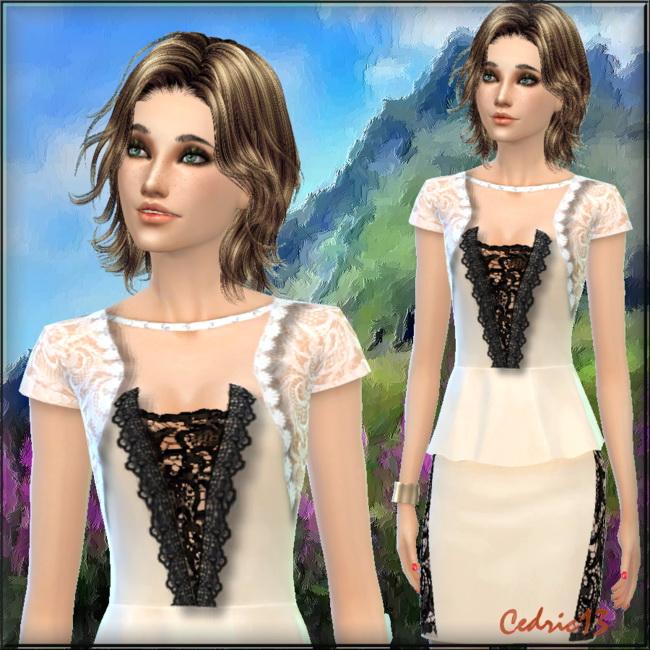 Suzon by Cedric13 at L'univers de Nicole image 790 Sims 4 Updates