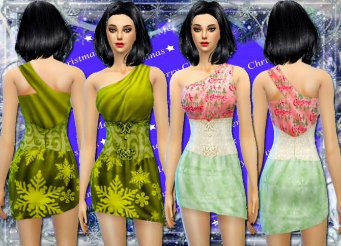 Sims 4 Dresses at Dany's Blog