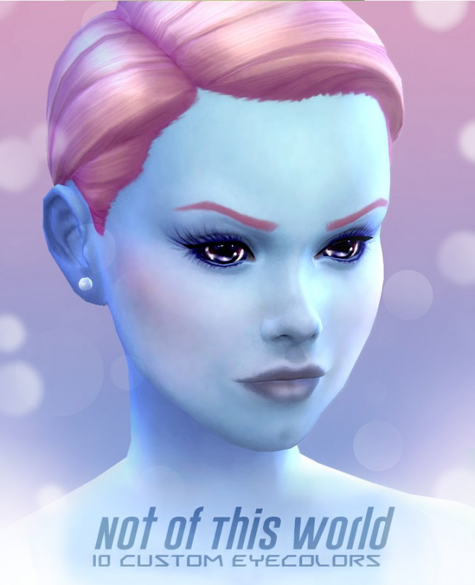 Not of This World 10 Custom Alien Eyes by Shady at Mod The Sims image 8126 Sims 4 Updates
