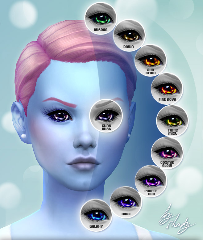 Not of This World 10 Custom Alien Eyes by Shady at Mod The Sims image 8223 Sims 4 Updates