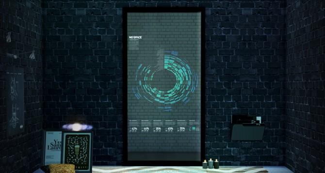 Sims 4 BLACK TEXT Windows ver.1 at Black le
