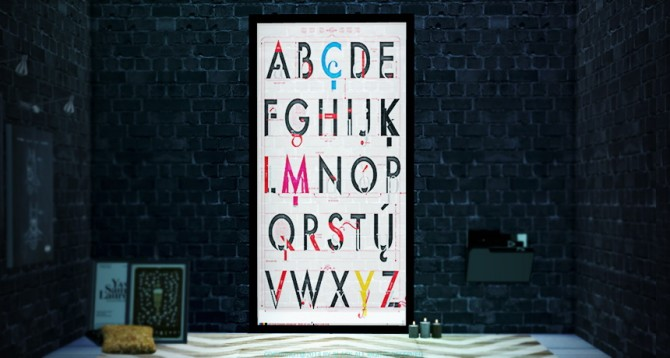 BLACK TEXT Windows ver.1 at Black le image 8915 Sims 4 Updates