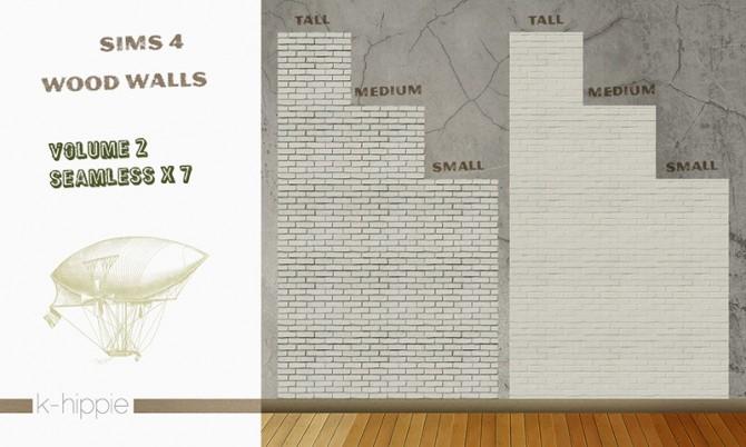 7 brick walls light vol2 at K hippie image 962 Sims 4 Updates
