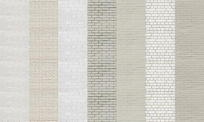 7 brick walls light vol2 at K hippie image 972 Sims 4 Updates