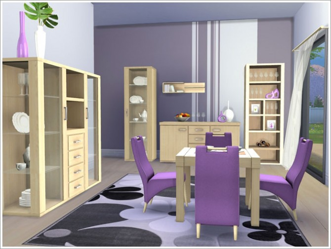 Lawrence diningroom at Sims by Severinka image 1011 Sims 4 Updates