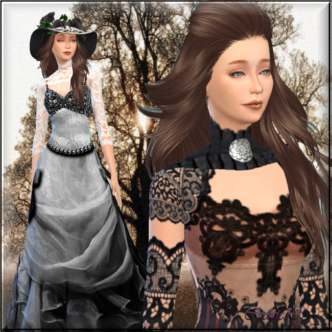 Lilith by Cedric13 at L'univers de Nicole image 1030 Sims 4 Updates