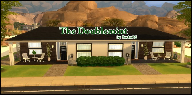 The doublemint duplex at Tacha 75 image 1033 670x333 Sims 4 Updates