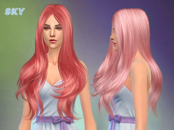 Hair 254 By Skysims At Tsr 187 Sims 4 Updates