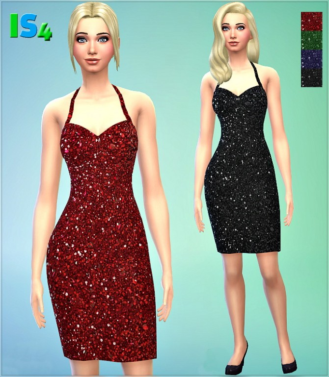 Dress 11 I at Irida Sims4 image 1043 670x769 Sims 4 Updates