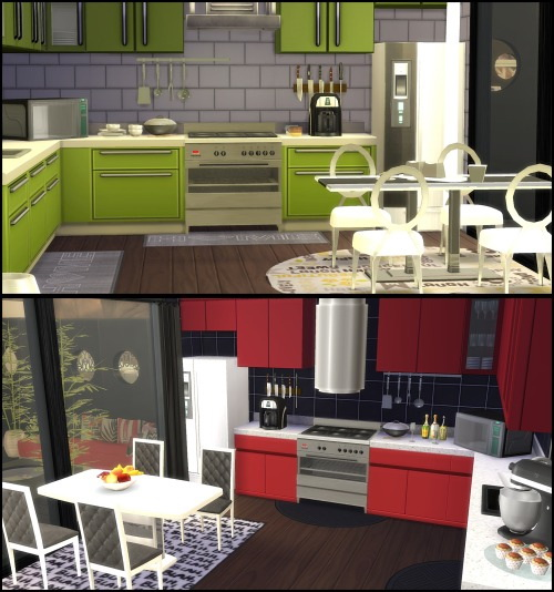 The doublemint duplex at Tacha 75 image 1074 Sims 4 Updates
