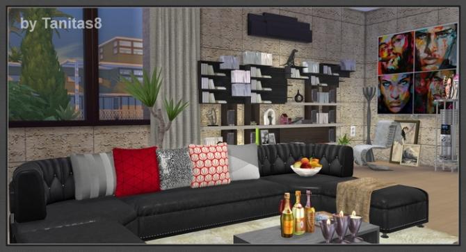 Sims 4 Sun valley house at Tanitas8 Sims