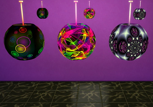 Bright Disco Lights At Trudie55 187 Sims 4 Updates