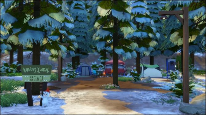 Pine Cone Campground at Martine's Simblr image 11712 Sims 4 Updates