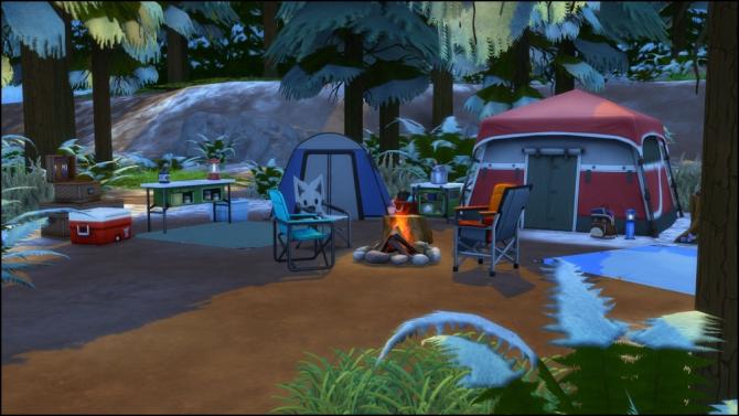 Pine Cone Campground at Martine's Simblr image 11813 Sims 4 Updates
