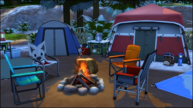 Pine Cone Campground at Martine's Simblr image 11912 Sims 4 Updates