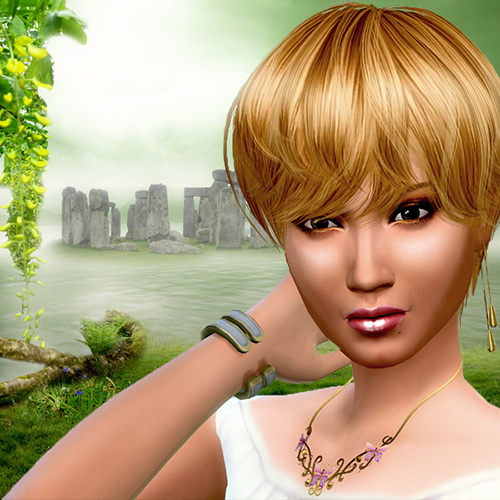 Alicia BAINS by Mich Utopia at Sims 4 Passions image 12014 Sims 4 Updates