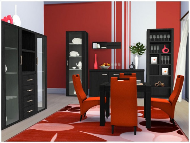 Lawrence diningroom at Sims by Severinka image 1210 Sims 4 Updates