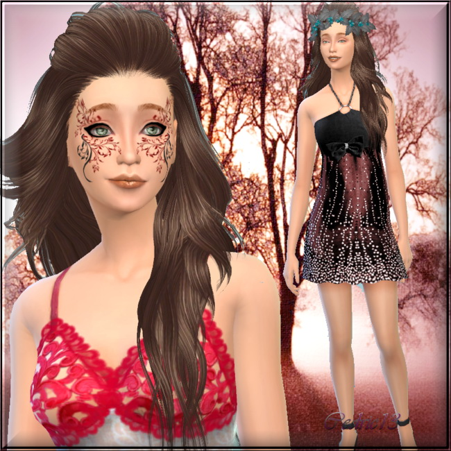 Lilith by Cedric13 at L'univers de Nicole image 1230 Sims 4 Updates
