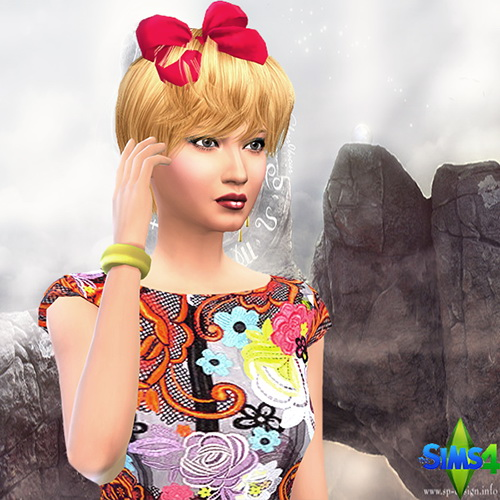 Alicia BAINS by Mich Utopia at Sims 4 Passions image 12314 Sims 4 Updates