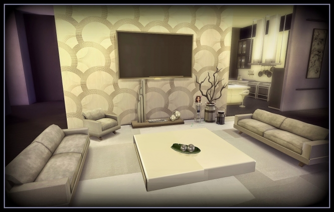 THE NIGHT HOUSE at Anamo Sims image 1284 Sims 4 Updates