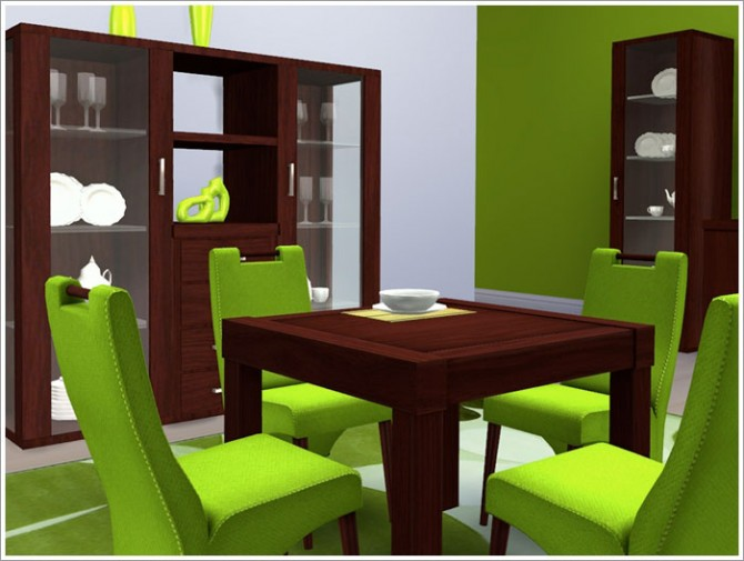 Lawrence diningroom at Sims by Severinka image 1310 Sims 4 Updates