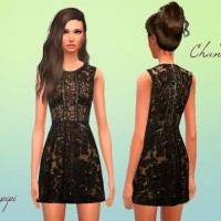 bfly hair 078m free at butterfly sims » sims 4 updates