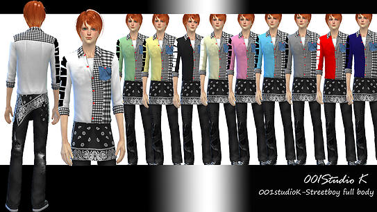 Uniforms, dresses... at Studio K Creation image 132 Sims 4 Updates