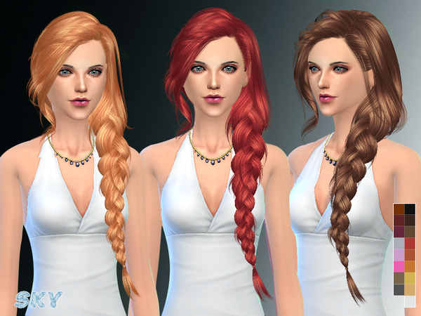 Sims 4 Hairstyles Downloads Sims 4 Updates Page 1044 Of 1118