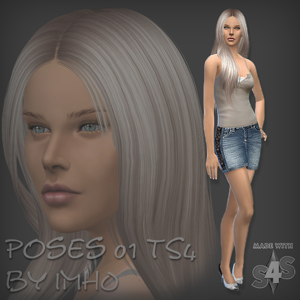 8 Poses 01 by IMHO at IMHO Sims 4 image 15120 Sims 4 Updates