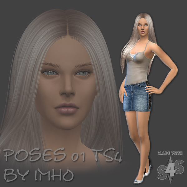 8 Poses 01 by IMHO at IMHO Sims 4 image 15216 Sims 4 Updates