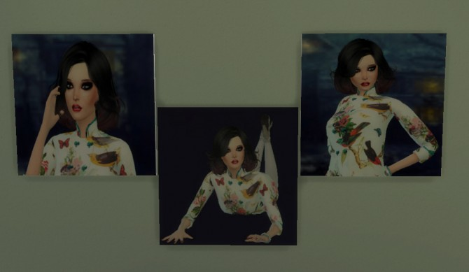CAS poses posters at Amberlyn Designs image 1534 670x389 Sims 4 Updates