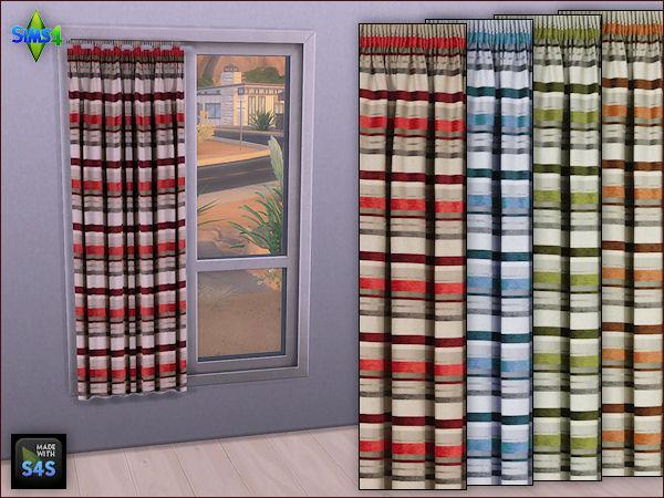 Sims 4 4 curtains at Arte Della Vita