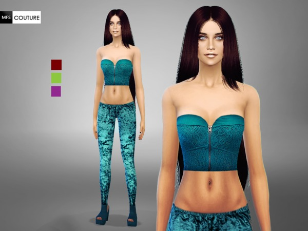 Sims 4 MFS Neptunes Daughter Collection at TSR