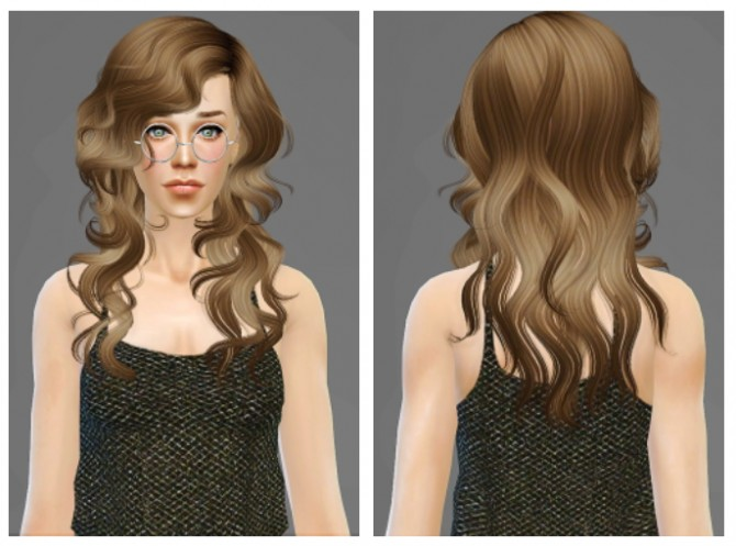 NewSea Hair Dump at Artemis Sims image 1619 Sims 4 Updates