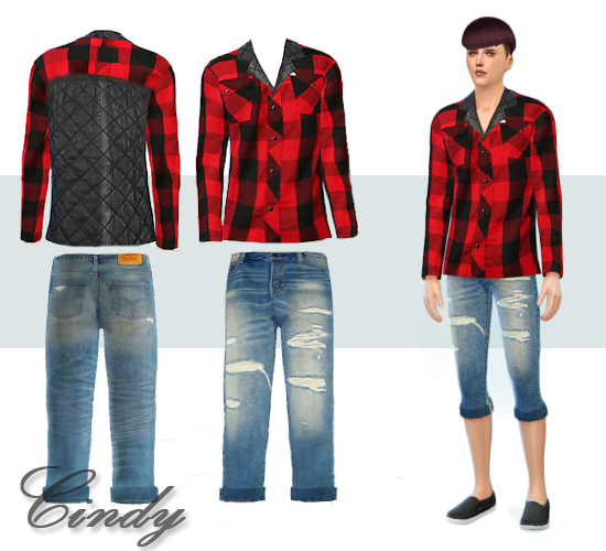 Outfit for males at CCTS4 image 16313 Sims 4 Updates