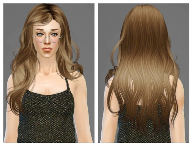 NewSea Hair Dump at Artemis Sims image 1634 Sims 4 Updates