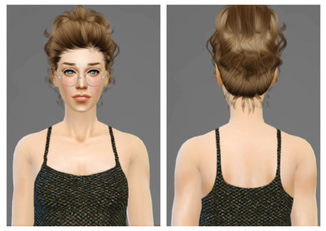 NewSea Hair Dump at Artemis Sims image 1654 Sims 4 Updates