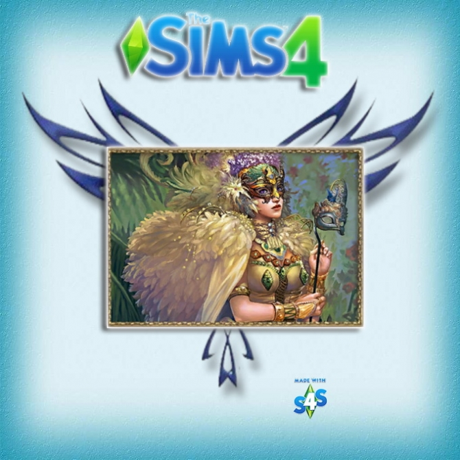 Carnival paintings collection at El Taller de Mane image 17912 Sims 4 Updates