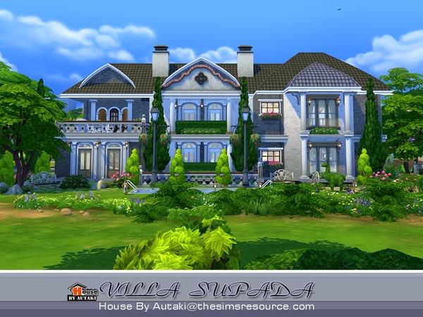 Villa Supada by autaki at TSR image 18110 Sims 4 Updates