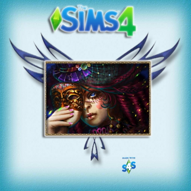 Carnival paintings collection at El Taller de Mane image 18119 Sims 4 Updates