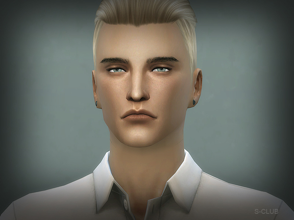Sims 4 Eyebrows 16 M by S Club WM at TSR