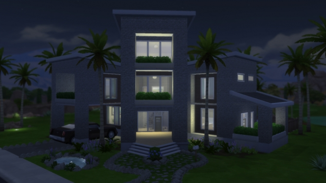 Modernity house by RayanStar at Mod The Sims image 18810 Sims 4 Updates