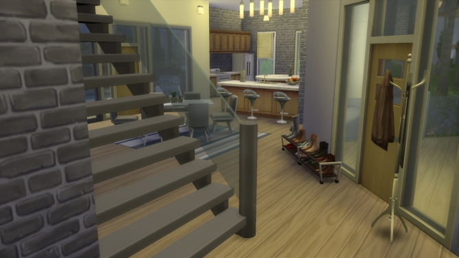 Modernity house by RayanStar at Mod The Sims image 18910 Sims 4 Updates