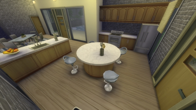 Modernity house by RayanStar at Mod The Sims image 19116 Sims 4 Updates