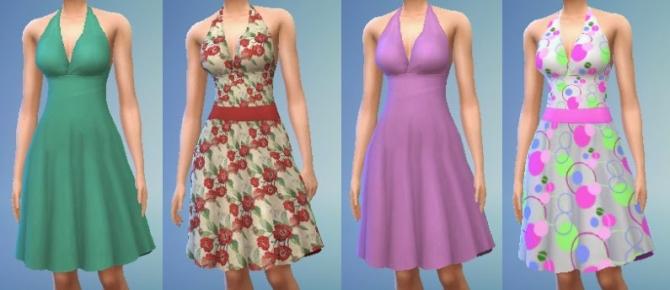 Graceful Dress at My Stuff image 19213 Sims 4 Updates