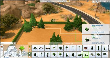 Unlocked Pinetree Pack (7 new trees) by Bakie at Mod The Sims image 1934 Sims 4 Updates