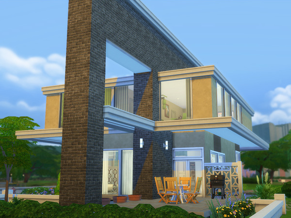 Sims 4 MB Cast in Concrete by matomibotaki at TSR