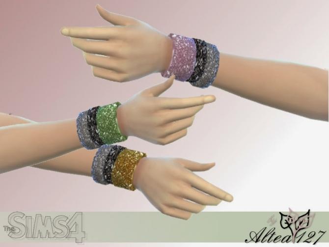 Sims 4 Three circles bracelet at Altea127 SimsVogue