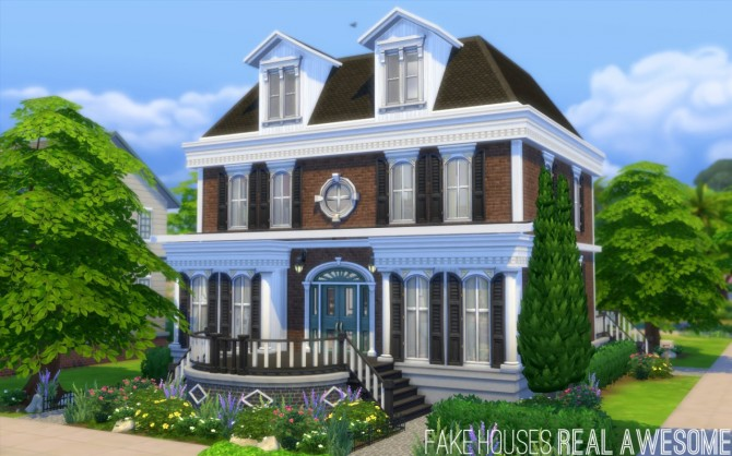 how to build a awesome house in sims 4