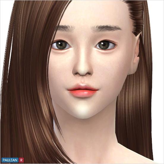 Sims 4 Lips N3 at Paulean R